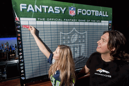 fantasy football betting draft table