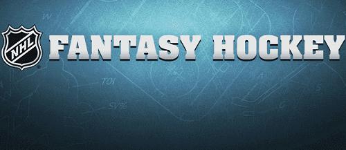 NHL fantasy hockey logo