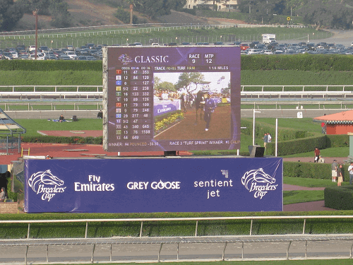 Breeders' Cup Classic race