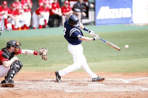 baseball betting hitter at home base