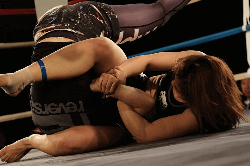 ufc mma fighters grappling on the ground