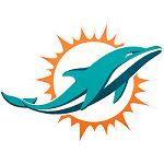 miami dolphins team logo