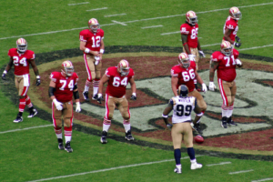 san francisco 49ers nfc west team
