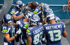 seattle seahawks nfc west team