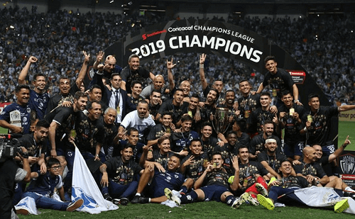 CONCACAF Champions League 2019 winners Monterrey
