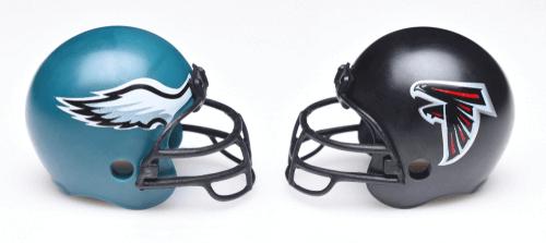 eagles vs. falcons NFL USA