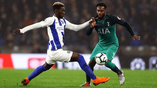 Brighton vs. Tottenham 10-5-19 odds