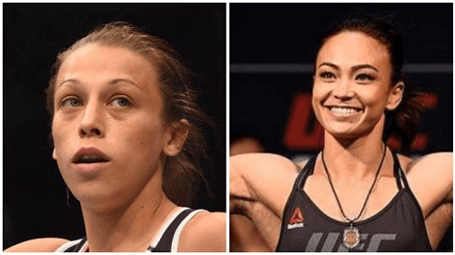 Michelle Waterson vs. Joanna Jedrzejczyk