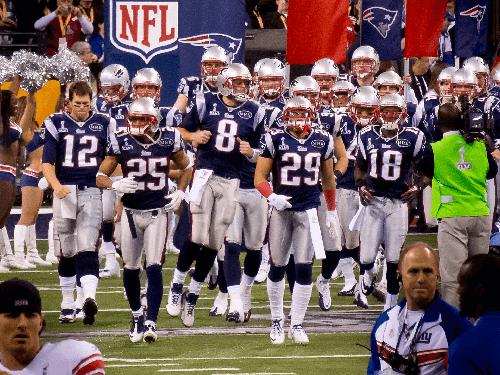NFL week 7 power rankings new england patriots