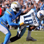los angeles chargers at tennessee titans USA NFL