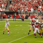 san francisco 49ers at arizona cardinals