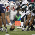 new england patriots at philadelphia eagles NFL USA