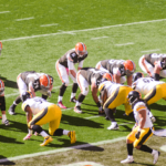 pittsburgh steelers at cleveland browns NFL USA