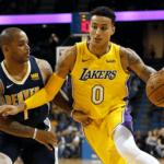 los angeles lakers at denver nuggets