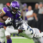 minnesota vikings at seattle seahawks NFL USA