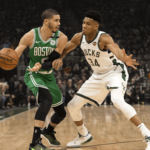 boston celtics at milwaukee bucks NBA odds