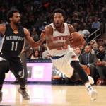memphis grizzlies at new york knicks NBA odds