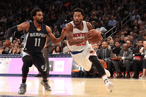 memphis grizzlies at new york knicks NBA odds