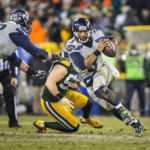 seattle seahawks at green bay packers NFL divisional game 2019-20